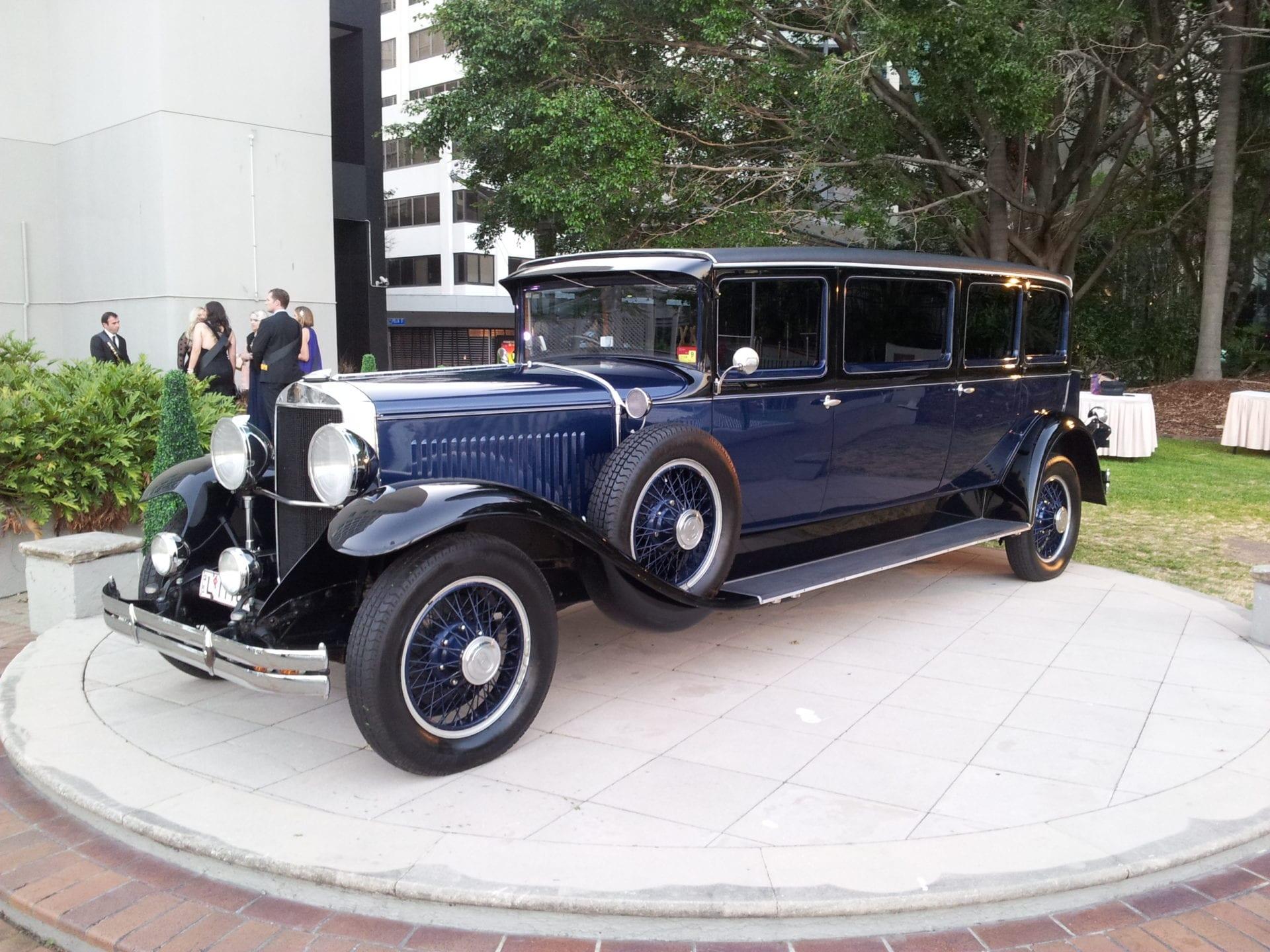 Vintage Limousine hire | Brisbane, sunshine coast, toowoomba