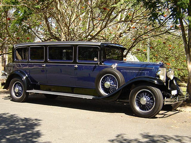 VIntage Limousine for hire