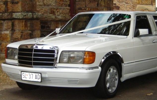 Classic Mercedes Benz Stretch