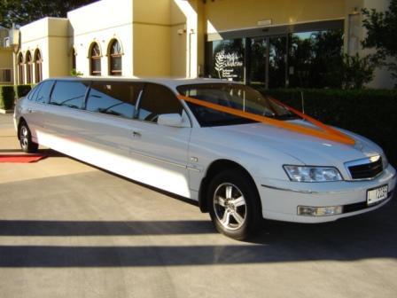Brisbane Super Stretch Limousine Hire