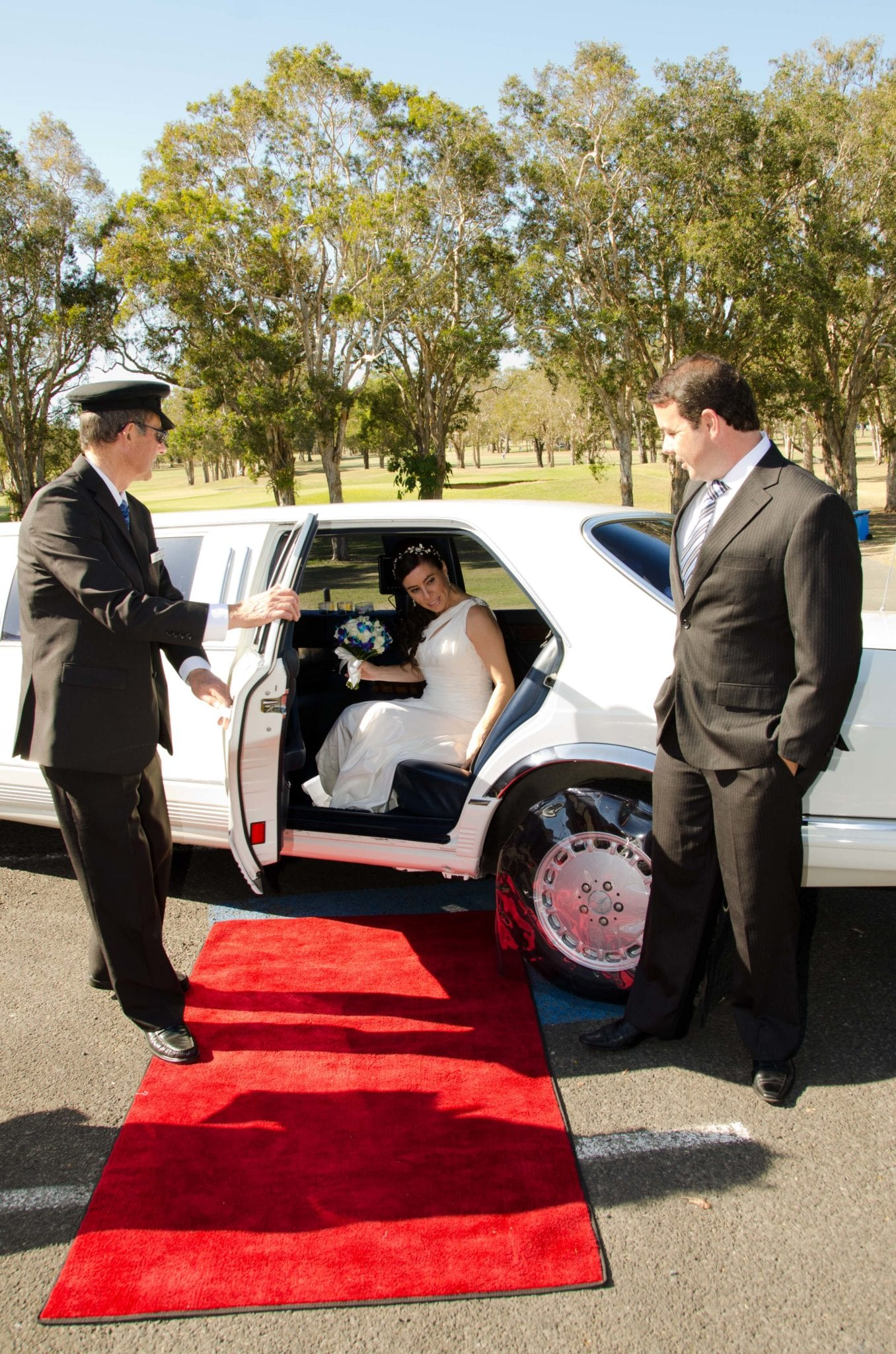 White Wedding Cars Brisbane