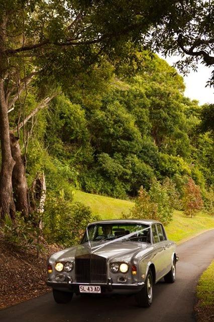Rolls Royce Silver Wedding cars