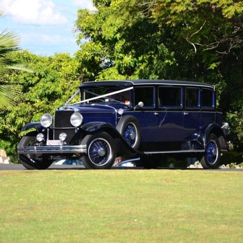 Vintage Wedding car Hire Brisbane