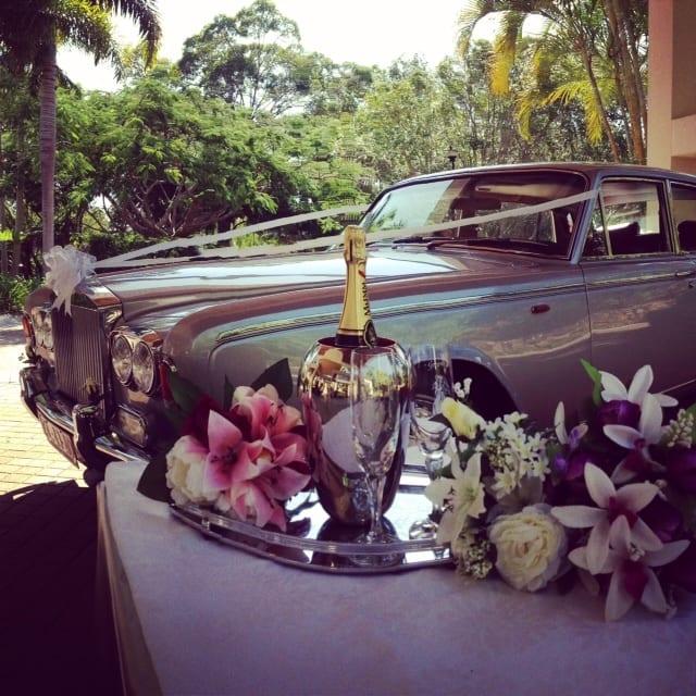 Rolls Royce Wedding Car Sunshine Coast