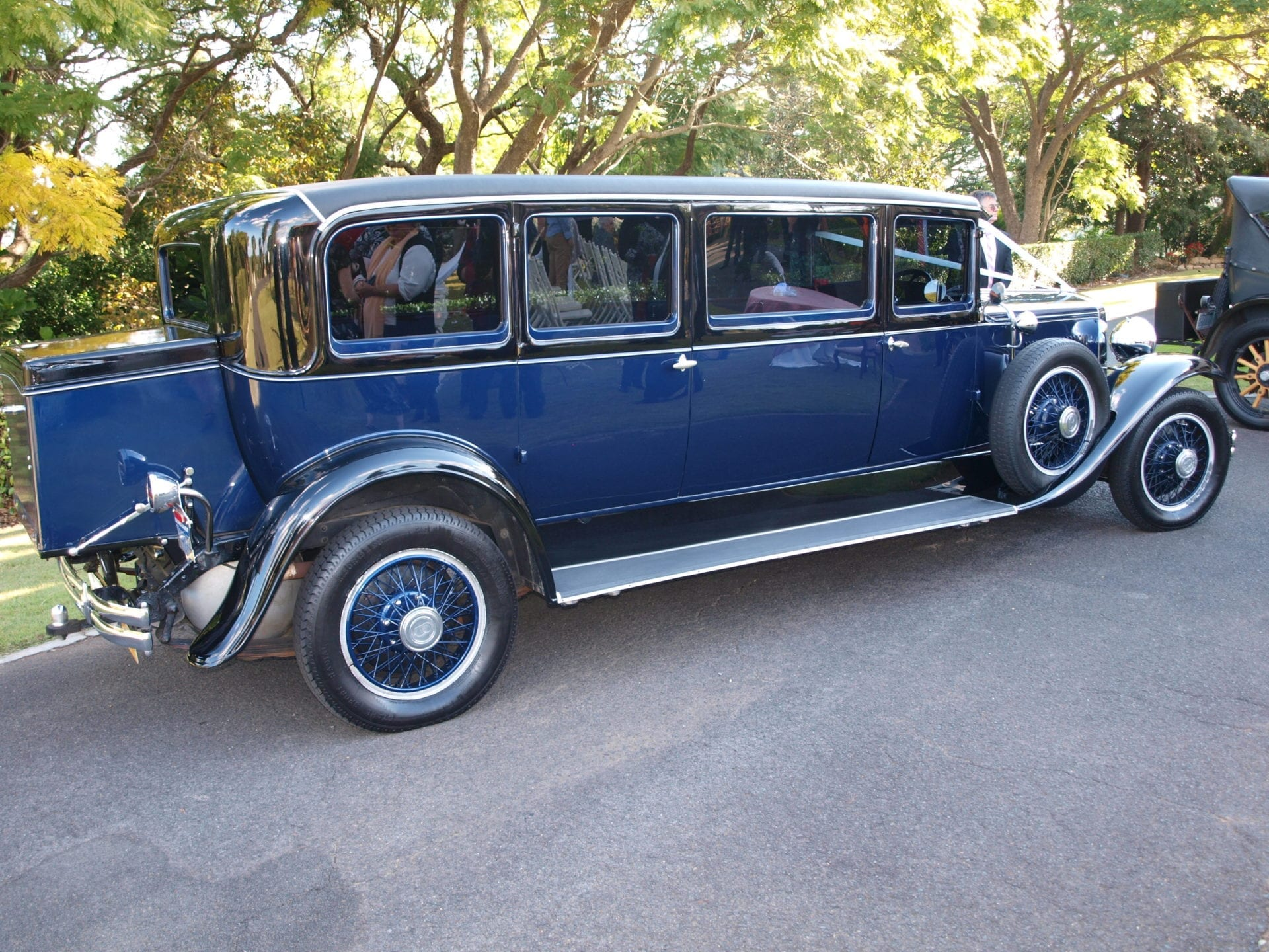 Graham Paige Vintage Wedding Car Hire Brisbane