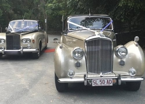 Rolls-Bentley Wedding car hire