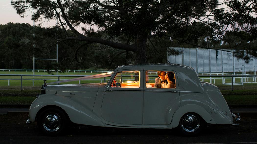 Brisbane Rolls Royce Wedding car hire
