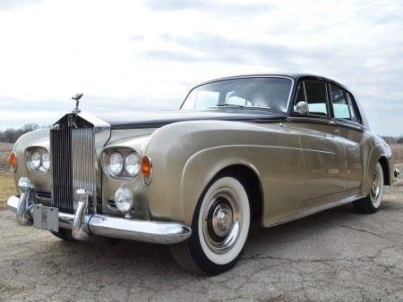 Rolls Royce Silver Cloud Wedding Car - Classic wedding Car Hire