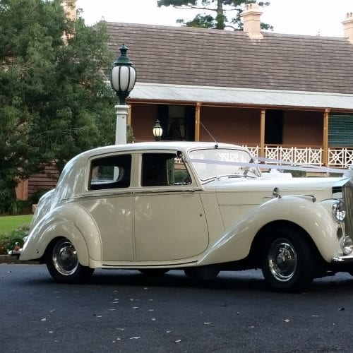 Rolls Royce 1948 Emily Wedding Car