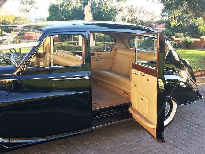 Princess Vanden Plas Limousine - Brisbane Classic Car Hire