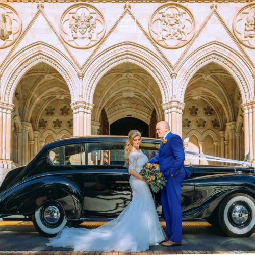 Vanden Plas Princess Limousines