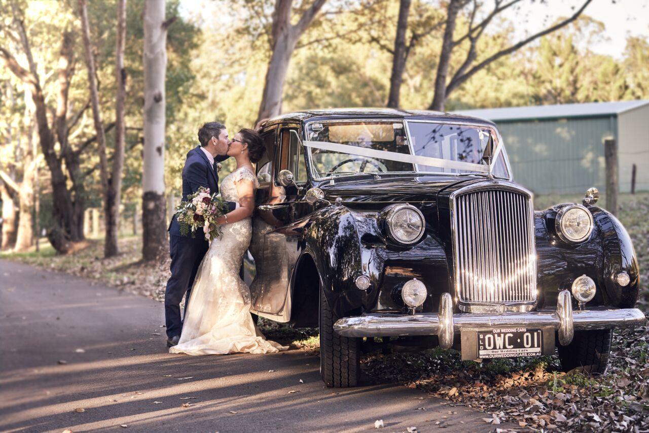 Vanden Plas Princess 1966 Wedding Car