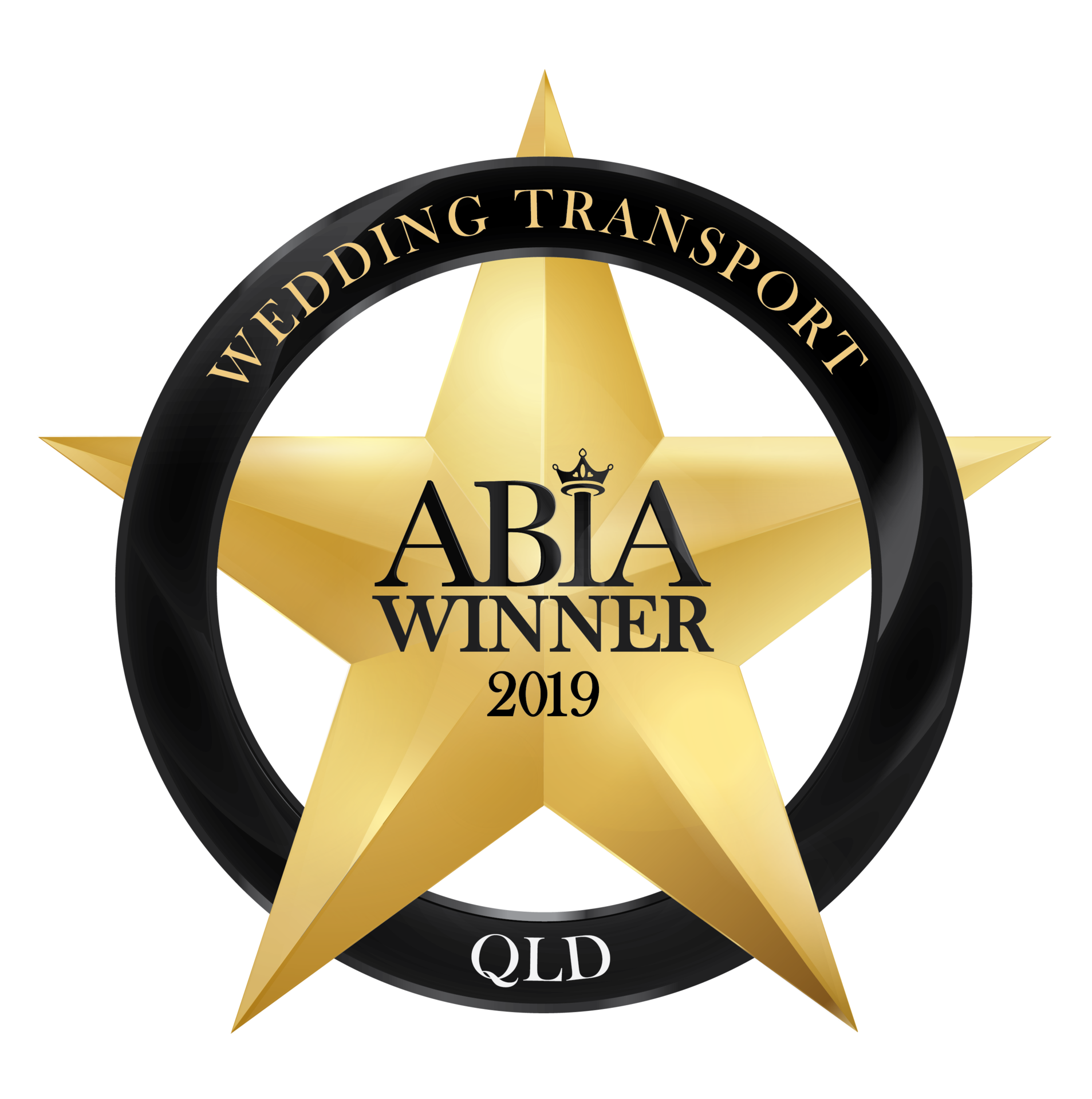 ABIA Winner - Best Wedding Transport